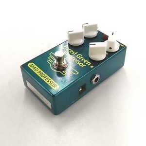Mad Professor Forest Green Compressor Guitar Effects Pedal From Japan