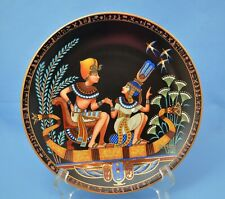 BRADEX COLLECTORS PLATE EGYPTIAN KING TUT 1991