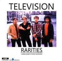 TELEVISION / RARITIES (UNRELEASED STUDIO SESSIONS)  RECORDING  PRESS 2xCD *F/S