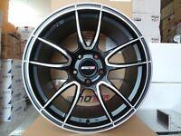 Motec Alufelgen 8,5x19 11x19 5x130 für Porsche 911 991 911S Carrera S 996 997