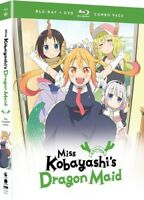 Miss Kobayashi's Dragon Maid: The Complete Series [New Blu-ray]