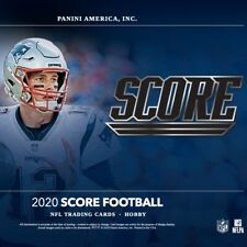 2020 Panini Score Football - BASE RC INSERT - PICK YOUR CARD - COMPLETE YOUR SET