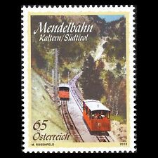 Austria 2010 - The Mendel Railway Train - Sc 2252 MNH