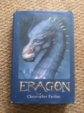 Eragon  christopher paolini True 1st Edition 1st Issue 2003
