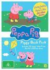 Peppa Pig - Piggy Back Pack : Collection 1 (DVD, 2010, 2-Disc Set)