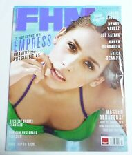 FHM PHILIPPINES March 2013 EMPRESS SHUCK Pinoy Hot Babe Mar 13 Issue #152