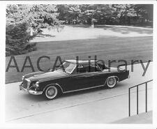 1962 Studebaker Hawk GT on college campus, Factory Photo (Ref. #91805)