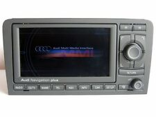 2017 maps! LATEST Audi A3 S3 RS3 8P RNS-E Q version! DVD GPS navigation MP3 SD