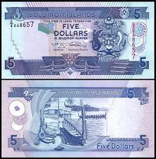 SALOMONE ISOLE - Solomon Islands 5 dollars 2009 FDS UNC