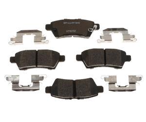 Disc Brake Pad Set-R-Line; Ceramic Rear Raybestos MGD1101CH