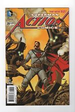 Action Comics (DC 2011 New 52) #28 (2014) Dave Johnson Steampunk Variant (NM)