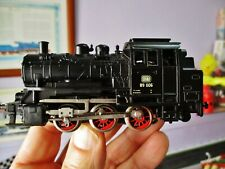 MARKLIN BR89 DB steam locomotive (with lights) Alternating current (AC)