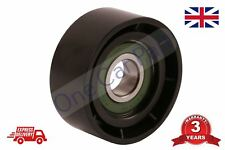 FOR  VAUXHALL MOVANO VIVARO Fan Belt Tensioner Pulley - V - Ribbed Belt Idler