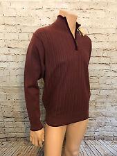 GABICCI quart fermeture éclair tricot, taille M, Améthyste, laine mélangée,