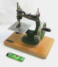 MACCHINA DA CUCIRE GIOCATTOLO IN GHISA GRAIN Vintage Sewing Machine Toy