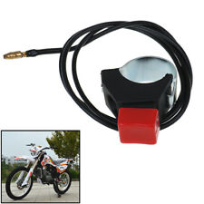 Universal Motorcycle Handlebar Switch Horn Starter Kill Button E-Bike MotorJ.yu