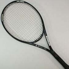 Prince O3 Silver Tennis Racquet Head 118 Titanium Tungsten Carbon Oversize 4 3/8