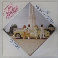 Pochette Auto  45 tours The Pinups 1981