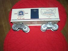 McCoy Standard Gauge TCA National Convention 1966 Santa Monica Box Car