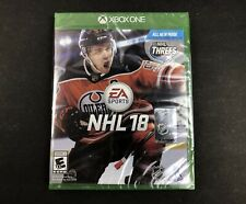 BRAND NEW FACTORY SEALED NHL 18 Xbox One