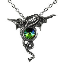Anguis Aeternus Pendant - Alchemy Gothic Eternal Dragon Totem/Talisman/Amulet
