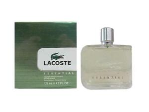 LACOSTE ESSENTIAL POUR HOMME  4.2 Oz After Shave Spray (NIB) By Lacoste