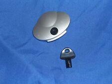 BETTER LIVING Aviva I  Soap Dispenser LID W/ LOCK & KEY SATIN SILVER 2-37130LID