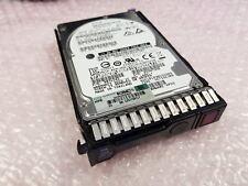 """HP 300 GB 12G SAS 10K SC DP SFF 2.5"""" unidad de disco duro Gen8 Gen9 785410-001 785067-B21"""