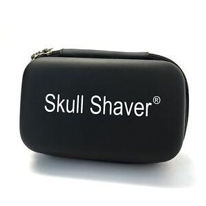 Reiseetui von Skull Shaver, Reisecontainer für glatzkopf rasier, Travel Case