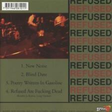 Refused - New Noise Theology EP CD NEU