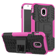 Hybrid Case 2 Pieces Outdoor Pink Pouch For Samsung Galaxy J3 j330f 2017