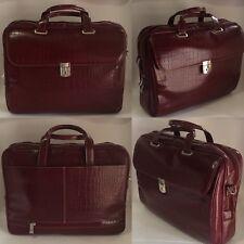 Siamod Laptop Business Travel Bag Purse Briefcase Double Compartment