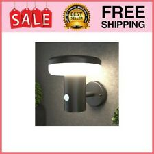 Lighting Led Outdoor Wall Light Fixtures with Motion Sensor Outside.