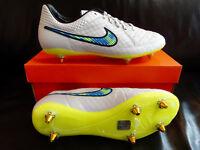 Nike Tiempo Legend V SG/Leder/weiß/blau/gelb/636044175