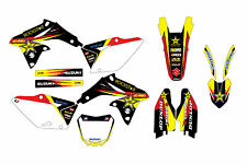 Suzuki RMZ450 08-16 graphic kit stickers 2008 to 2016 decal graphic Ken Roczen