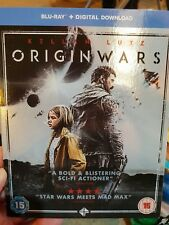 ORIGIN WARS BLU RAY! VGC, FREE UK P&P!