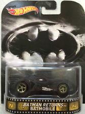 Batman Hot Wheels Retro Entertainment Diecast Vehicles