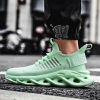 Men's Breathable Running Sneakers Trainers Walking Sports Athletic Shoes US 11