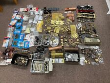 More details for model train railway makers spares accessories 0 gauge ? big lot wheels chassis