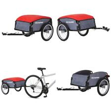 New Schwinn Cargo Bike Trailer Black