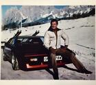 For Your Eyes Only 007 James Bond 8x10 Movie Photo ~ Roger Moore w/ Lotus Esprit