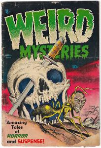 WEIRD MYSTERIES 4