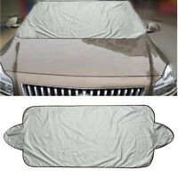 Car Windscreen Frost Cover Protector Heat Sun Shade Ice Snow Dust Resistant