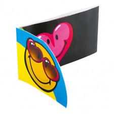 Amscan - 6 Cartes d'invitation et Enveloppes Smiley Express