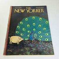 The New Yorker: June 4 1966 Full Magazine/Theme Cover William Steig