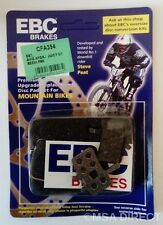 BB7, Avid Hydraulic / Juicy 5/7 EBC Resin Mountain Bike Disc Brake Pads (CFA394)