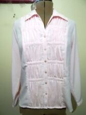 Noni B Polyester Button Down Shirt Tops & Blouses for Women