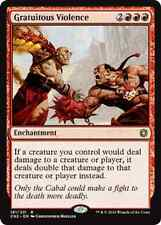 Gratuitous Violence *FOIL* NM Conspiracy: Take the Crown Red