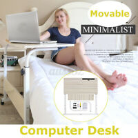 Adjustable Computer Desk Laptop Home Office Study PC Writing Table