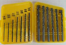 Hanson Tool 60260 High Speed Drill Bit Set
